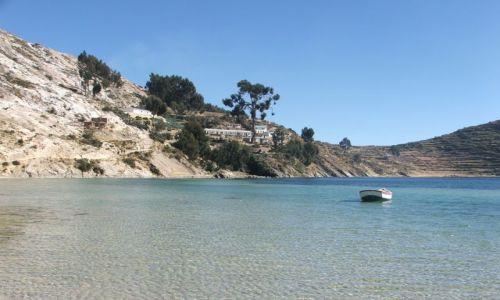 Zdjecie BOLIWIA / brak / Jezioro Titicaca / Titicaca