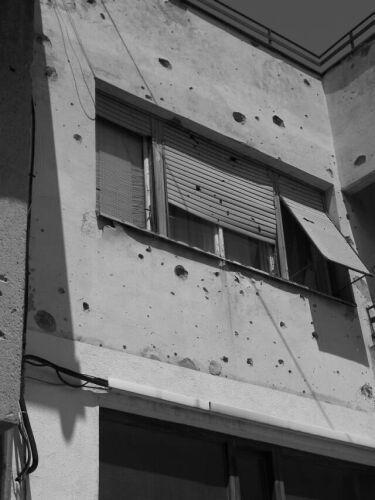 Zdjęcia: Mostar, przestroga, BOśNIA