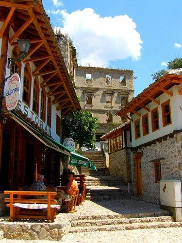 Zdj�cia: Mostar, miasto, BO�NIA
