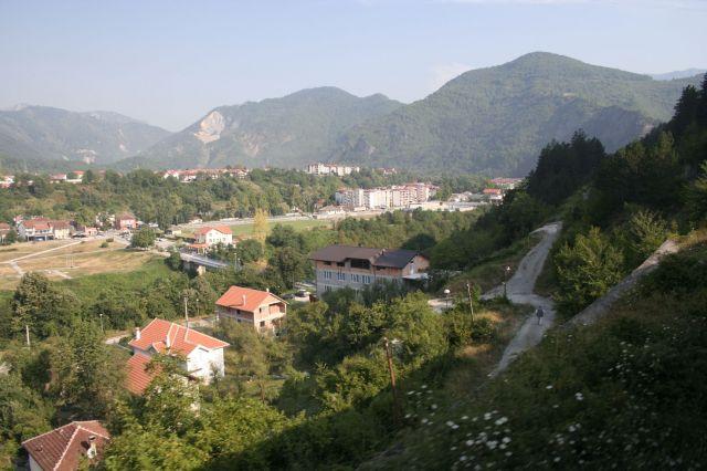 Zdjęcia: Mostar-Sarajewo, Gdzies pomiędzy Mostarem a Sarajevem, BOśNIA
