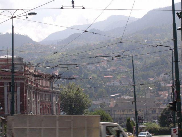 Zdjęcia: Sarajewo, Sarajewo, Duch Wojny, BOśNIA