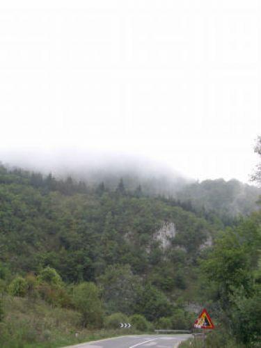 Zdjęcia: Bośnia, Bośnia, Góry w Bośni-gdzieś na trasie, BOśNIA