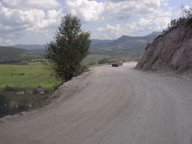 Zdjęcia: Między Sarajewem a Mostarem, Bośnia, Bośniacka prowincja, BOśNIA
