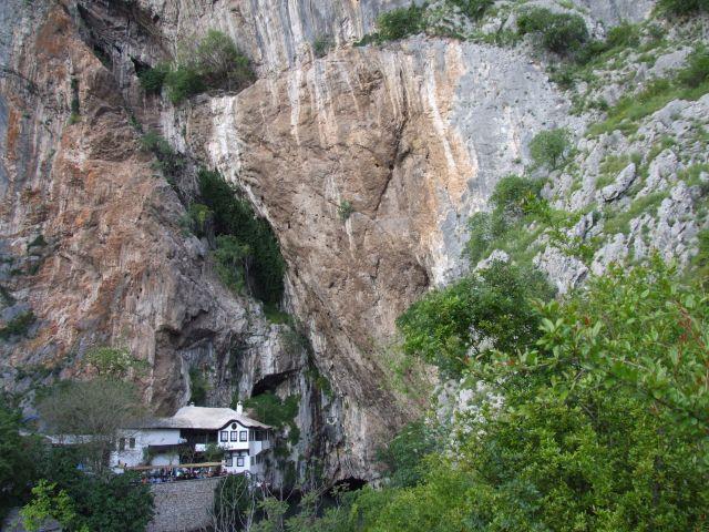 Zdjęcia: Blagaj, Mostar, maly domek, BOśNIA