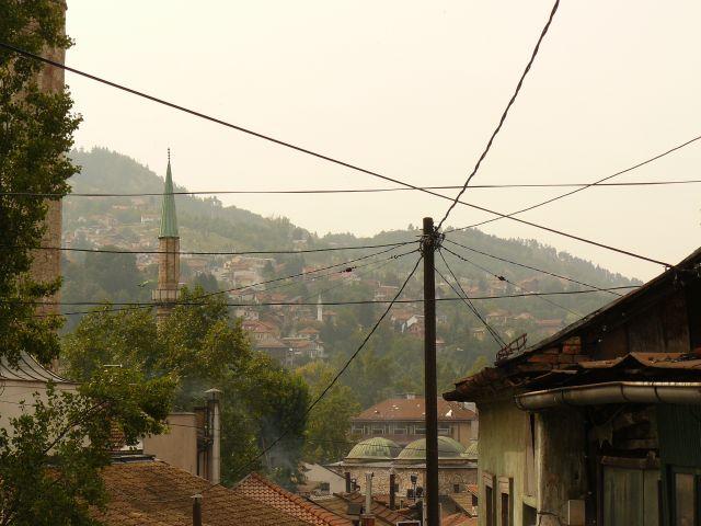Zdjęcia: Sarajewo, widoczek, BOśNIA i HERCEGOWINA
