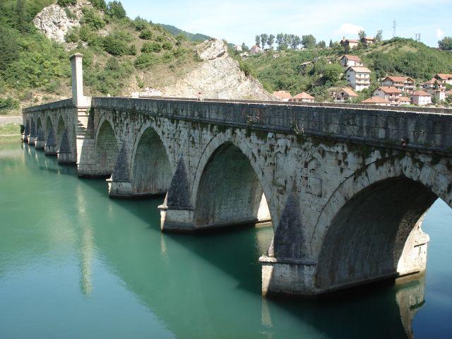 Zdjęcia: Visegrad, Visegrad, Most w Visegradzie, BOśNIA i HERCEGOWINA