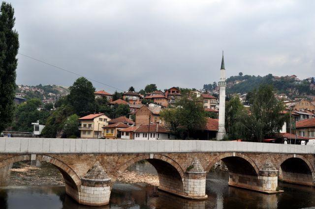 Zdjęcia: Sarajewo, Bośnia i Hercegowina, Most, BOśNIA i HERCEGOWINA
