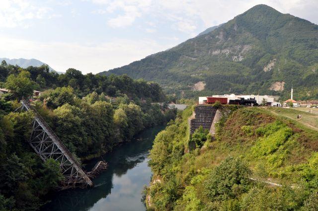 Zdjęcia: Jablanica, Bośnia i Hercegowina, Neretva, BOśNIA i HERCEGOWINA