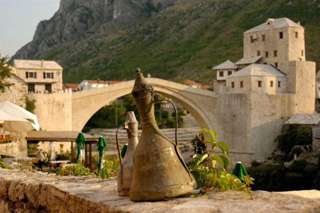 Zdjęcia: Mostar, .., BOśNIA i HERCEGOWINA