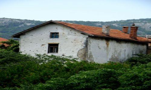Zdjecie BO�NIA / Ba�kany / Mostar / Tam  by�a  wojn