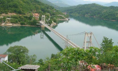 BOśNIA i HERCEGOWINA / Hercegowina / Dolina Neretwy / Neretwa