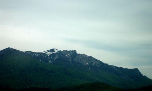Zdjecie BOśNIA i HERCEGOWINA / - / Sarajewo / Groźne góry wokół Sarajewa