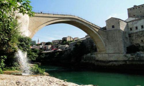 Zdjecie BOśNIA i HERCEGOWINA / - / Mostar / Most