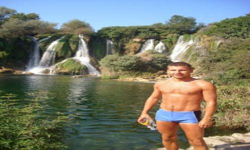 Zdjecie BOśNIA / - / wodospady Kravica / Bośnia