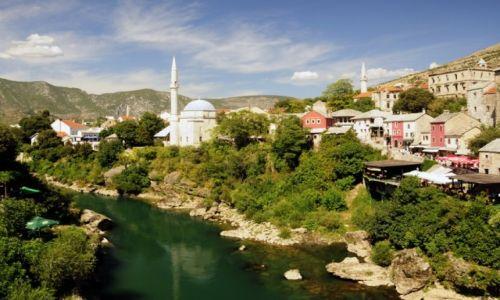 Zdjecie BOśNIA / Mostar / Mostar / Mostar