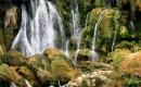 Zdjecie BOśNIA i HERCEGOWINA / - / wodospady Kravica koło miasteczka Ljubuški / niedaleko Ljubušek...