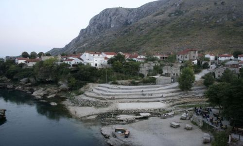 Zdjecie BOśNIA / brak / Mostar / Mostar