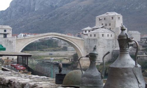 Zdjecie BOśNIA i HERCEGOWINA / Mostar / Mostar / Mostar