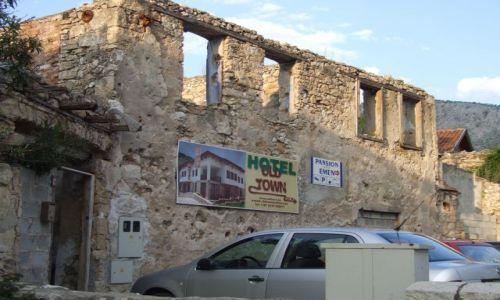Zdjecie BOśNIA i HERCEGOWINA / Mostar / Mostar / hotelik
