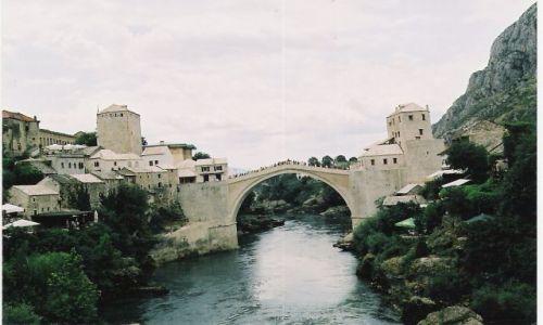 Zdjecie BOśNIA i HERCEGOWINA / Mostar / BiH / Mostar