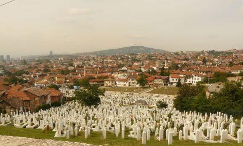 Zdjecie BOśNIA / brak / Sarajewo / .