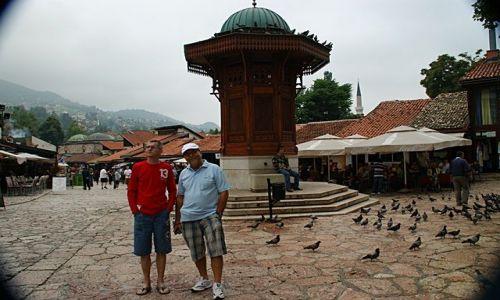 Zdjecie BOśNIA i HERCEGOWINA / brak / Sarajevo / Sarajevo