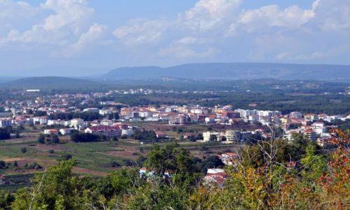 BOśNIA i HERCEGOWINA / Bośnia i Hercegowina / Medjugorie / Widok z Góry Objawień
