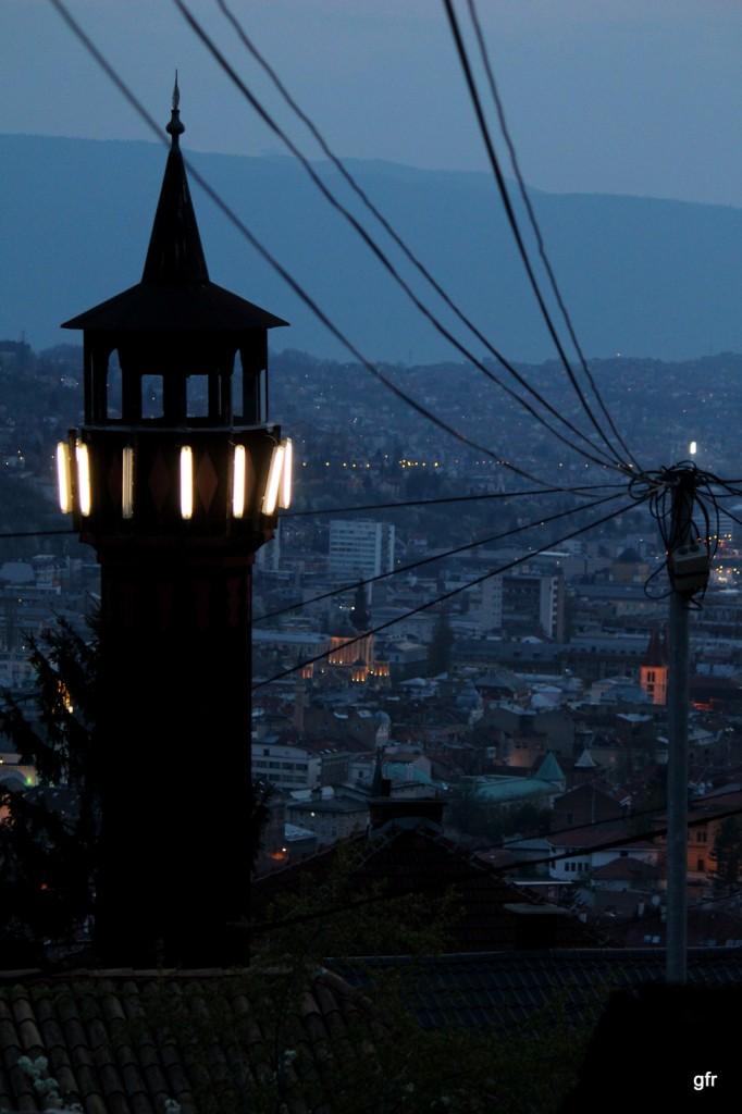 Zdjęcia: Vratnik, Sarajewo, Minaret, Sarajewo, BOśNIA i HERCEGOWINA