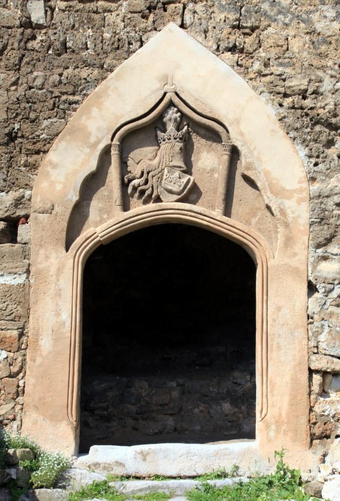 Zdjęcia: Zamek księcia Hrvoje Vukčića, Jajce, Portal, BOśNIA i HERCEGOWINA
