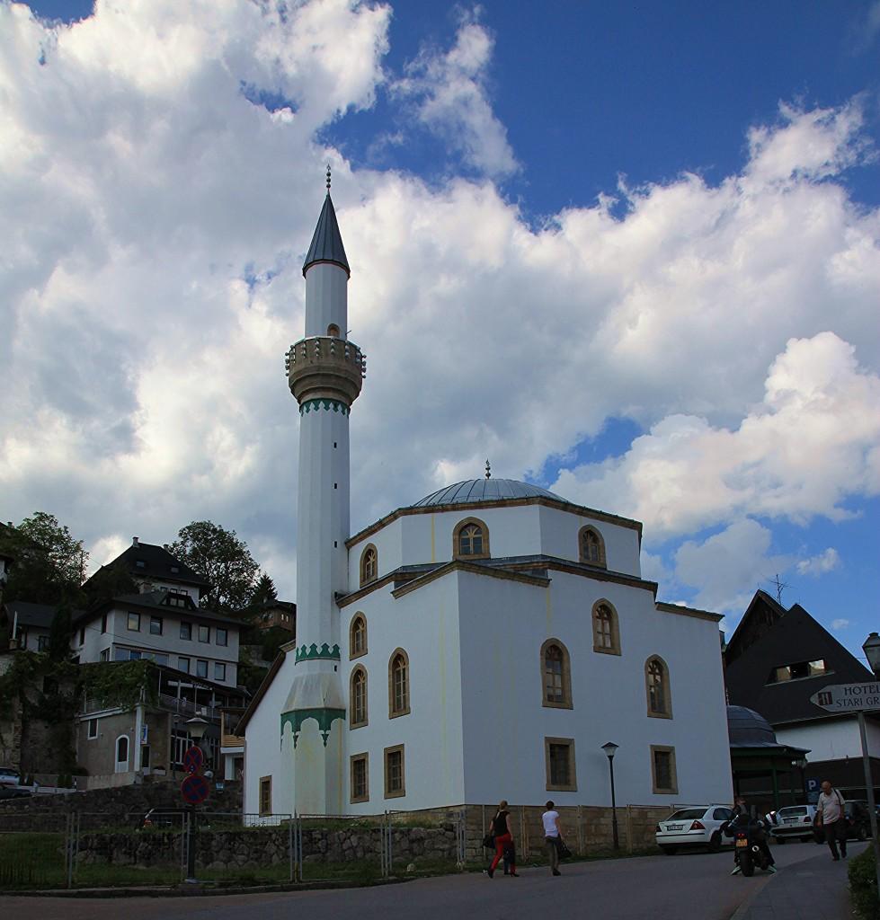Zdjęcia: Stare Miasto, Jajce, Meczet Esme Sultanija, BOśNIA i HERCEGOWINA