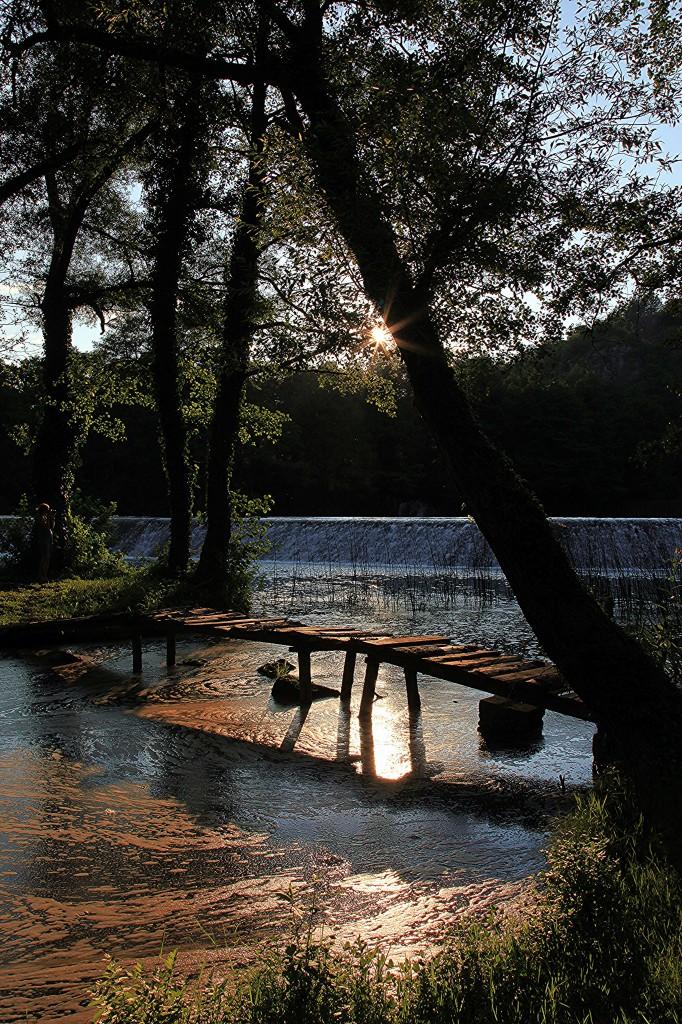 Zdjęcia: Jeziora Plivskie, Jajce, Mostek, BOśNIA i HERCEGOWINA