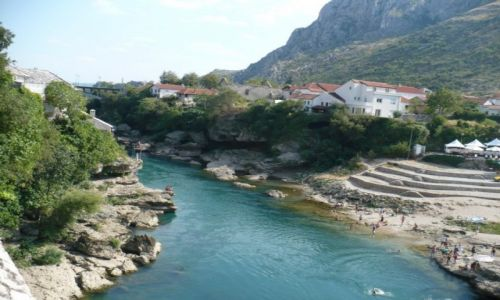 Zdjecie BOśNIA i HERCEGOWINA / - / - / Mostar