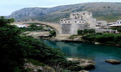 BOśNIA i HARCEGOWINA / Hercegowina / Mostar - Stari Most / tam wrócę...