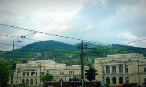Zdjecie BOśNIA i HERCEGOWINA / Sarajewo / Sarajewo / Sarajewo