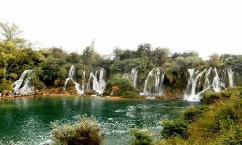 Zdjęcie BOśNIA i HERCEGOWINA / - / Wodospady Kravica / Wodospady Kravica