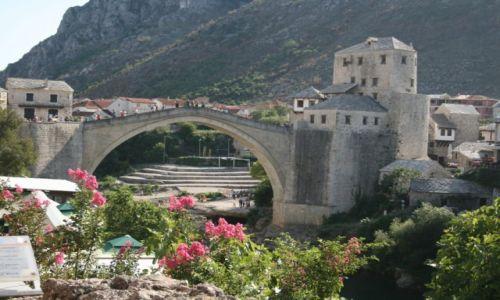 Zdjecie BOśNIA i HERCEGOWINA / Mostar / Mostar / Bośnia