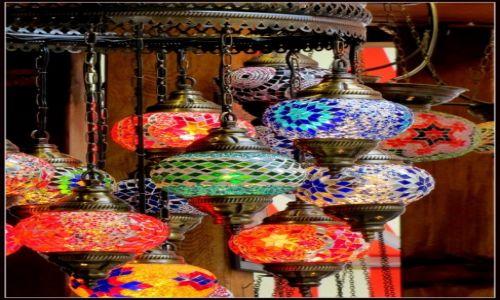 BO�NIA i HARCEGOWINA / - / Mostar / kolorowy kramik...