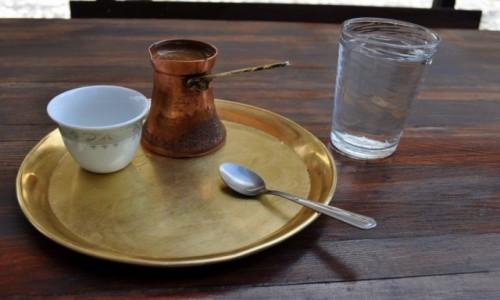 Zdjęcie BOśNIA i HERCEGOWINA / Hercegowina / Mostar / Mostar, turecka kawa