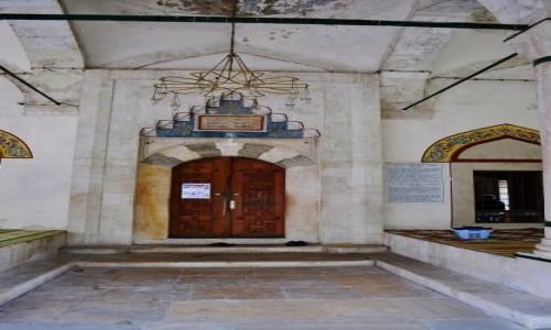 Zdjecie BO�NIA i HARCEGOWINA / Hercegowina / Mostar / Mostar, meczet