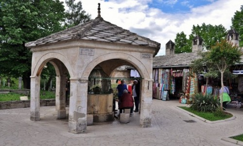 Zdjęcie BOśNIA i HERCEGOWINA / Hercegowina / Mostar / Mostar, meczet