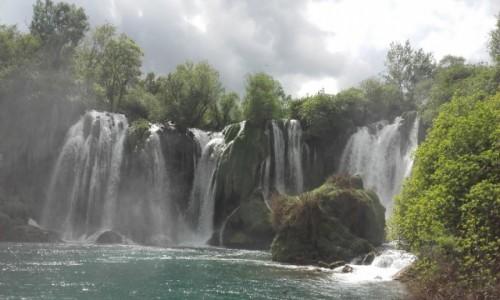 Zdjecie BO�NIA i HARCEGOWINA / Hercegowina  / Kravica / Kravica, wodosp