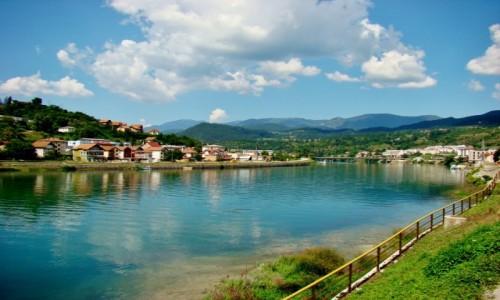 Zdjecie BOśNIA i HARCEGOWINA / Republika Serbska / Wiszegrad / Wiszegrad-rzeka