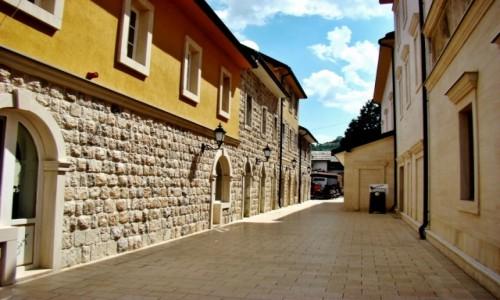 Zdjecie BOśNIA i HERCEGOWINA / Republika Serbska / Wiszegrad / Wiszegrad-Kamengrad/Andricgrad/