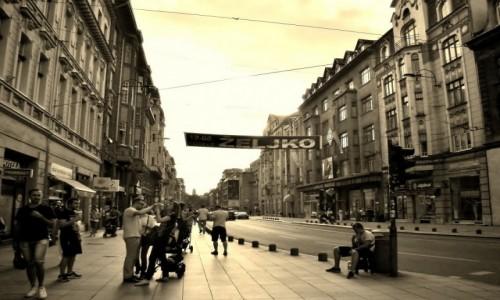 Zdjecie BOśNIA i HARCEGOWINA / Republika Serbska / Sarajewo / Sarajewo-ulica