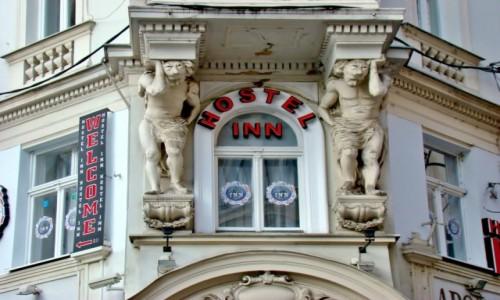 Zdjecie BOśNIA i HARCEGOWINA / Republika Serbska / Sarajewo / Sarajewo-hostel