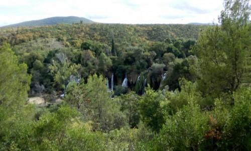 Zdjecie BOśNIA i HARCEGOWINA / Bośnia i Hercegowina / Wodospady Kravica / Wodospady Kravica
