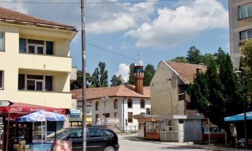 Zdjecie BOśNIA i HARCEGOWINA / Republika Serbska / Wiszegrad / Uliczka w Wiszegradzie
