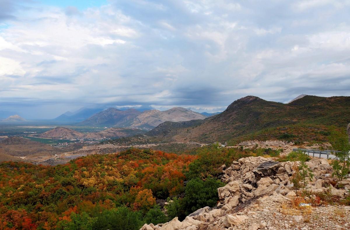 Zdjęcia: trasa Trebinje-Kotor, w drodze do Kotoru..., BOśNIA i HERCEGOWINA