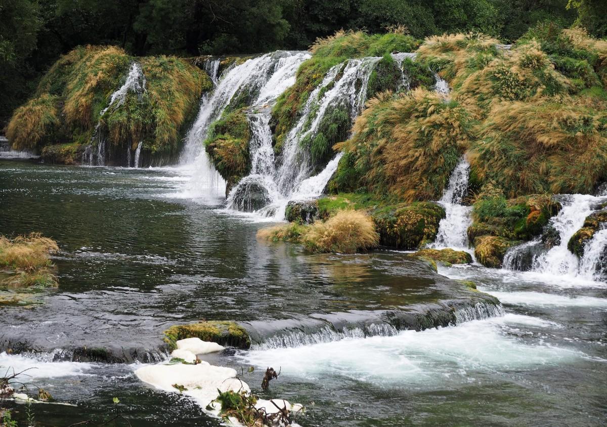 Zdjęcia: Veljaci, wodospady Koćuša..., BOśNIA i HERCEGOWINA