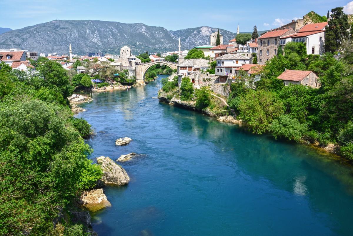 Zdjęcia: Mostar, Mostar, BOśNIA i HERCEGOWINA